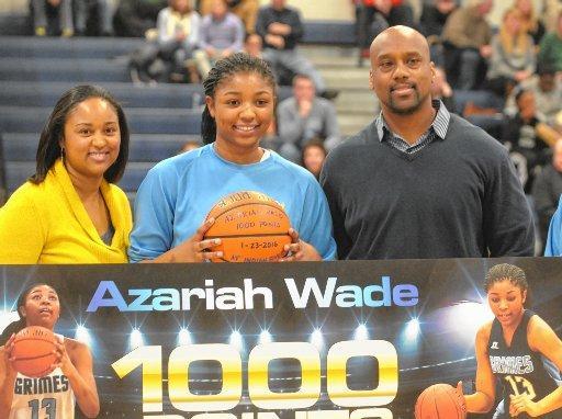 Azariah Wade, defense lift Bishop Grimes over Bishop ...