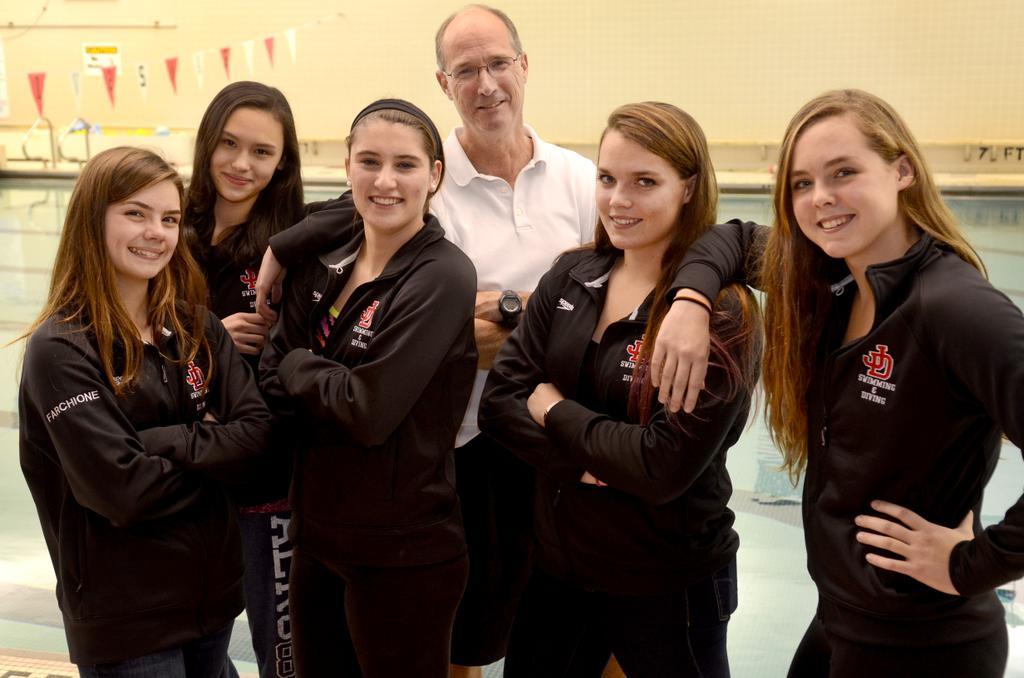 Jamesville Dewitt Girls Swim Team Storms Into States As
