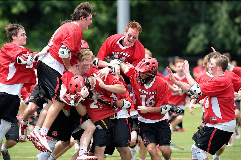 Section III boys lacrosse senior games rosters for ...