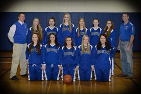 Girls Basketball Dolgeville
