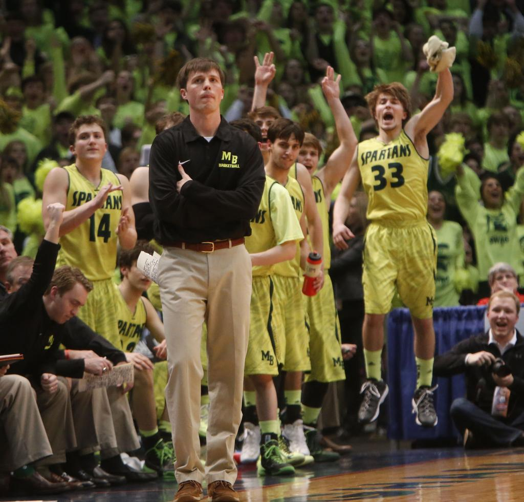 Mountain Brook\'s Bucky McMillan as a college coach one day? Could it ...