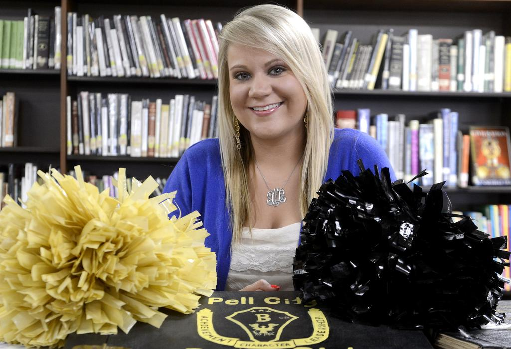 Pell City cheerleader forgives father for secretly filming
