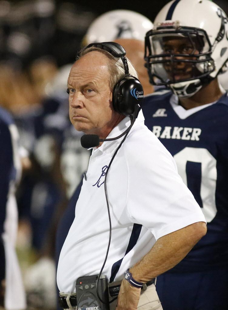 Baker Football Coach Jack French Truly Invested In His