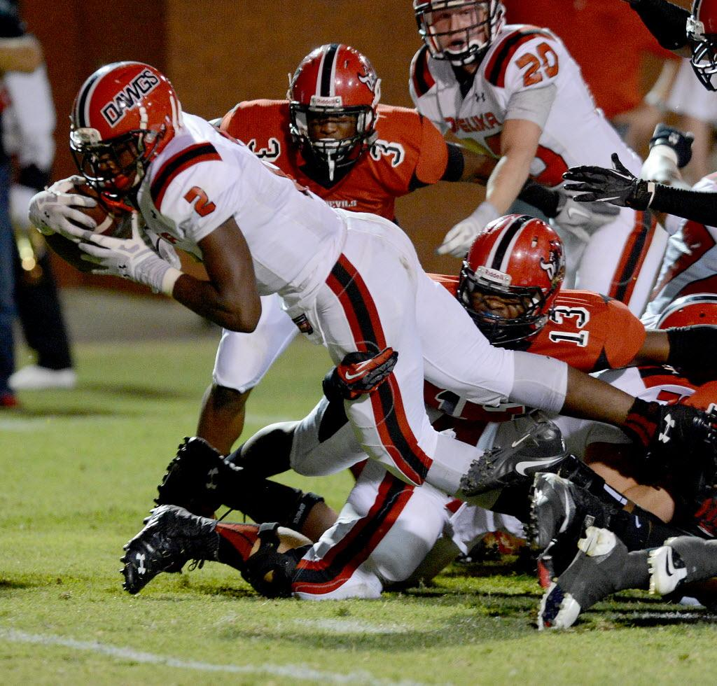 Saraland Spartans Football: Cast Your Vote For The Montgomery Football Player Of The