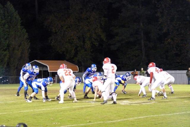 Tabernacle squeaks by Tuscaloosa, 42-36