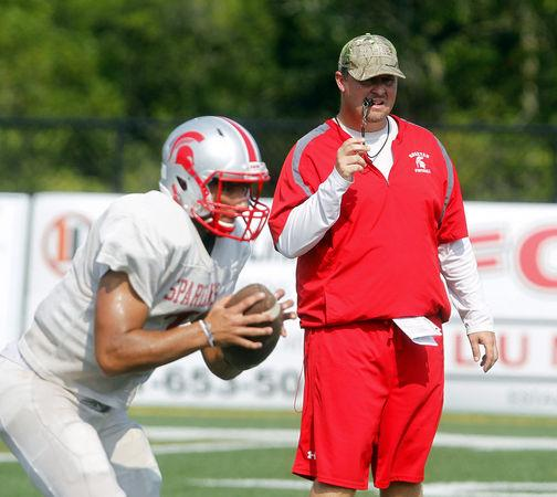 Saraland Spartans Football: Surprising Saraland Seems To Just Be Reloading Under Jeff