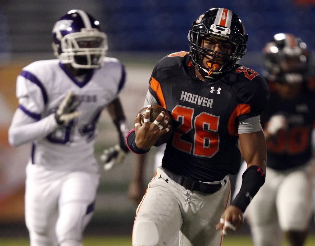 Fan poll reveals Marlon Humphrey as leading candidate to win Mr. Football in 2014
