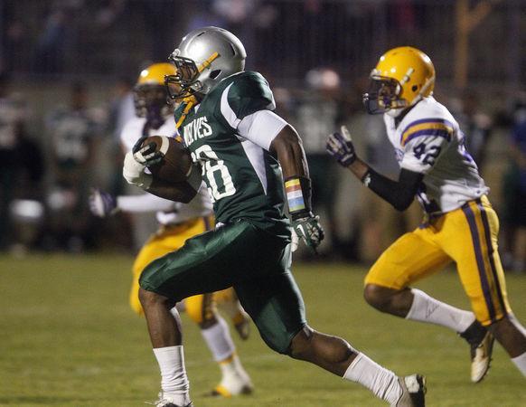 Football: Alabama commitment DeSherrius Flowers shines in