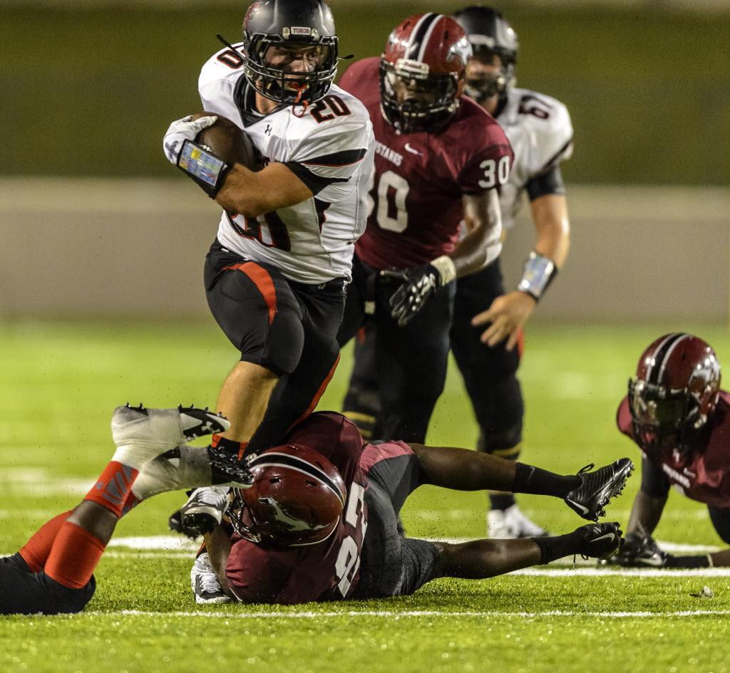 Saraland Spartans Football: Choose The Coastal Alabama Football Player Of The Week For