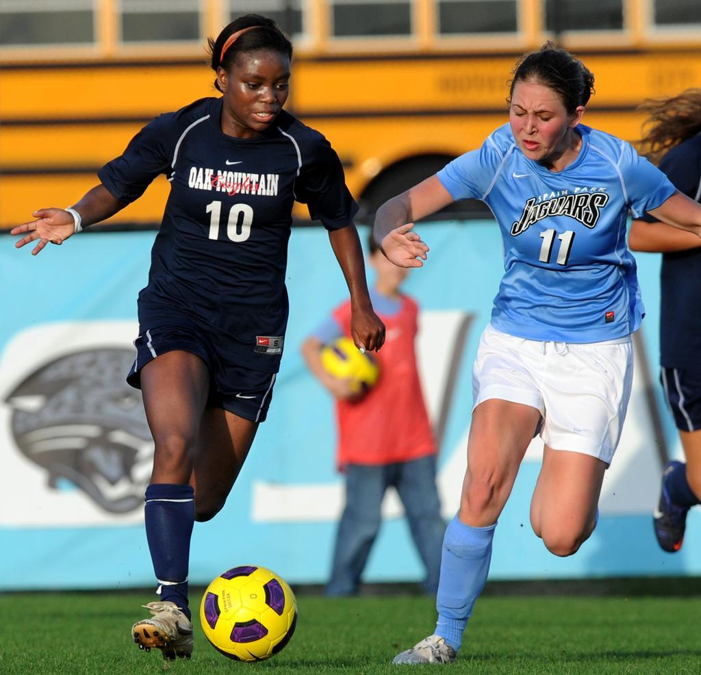 Vestavia Hills High School Soccer a High School Soccer Game