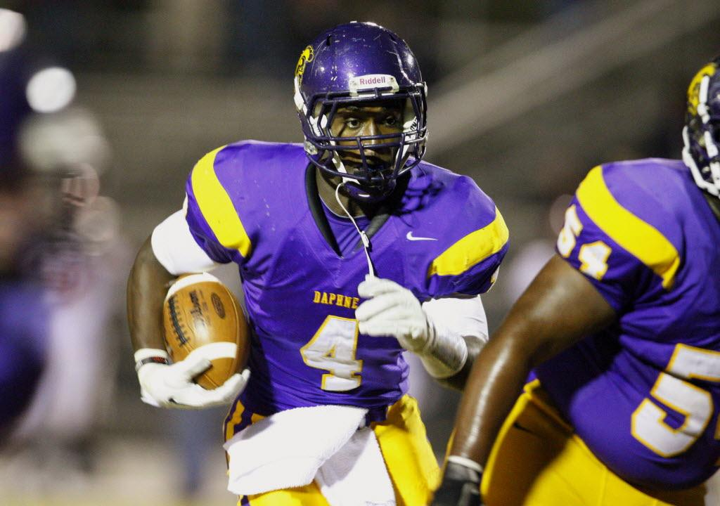 Daphne running back T.J. Yeldon still in contention for national player of the year award