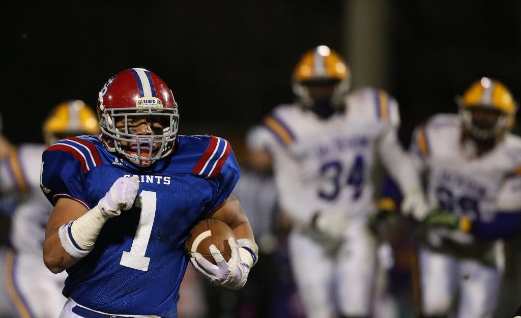 Class 5A No. 1 St. Paul's puts 18-game win streak on line at No. 2 Jackson