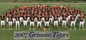 Football Grissom