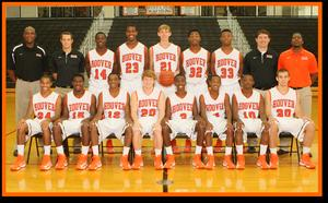 Boys Basketball Hoover