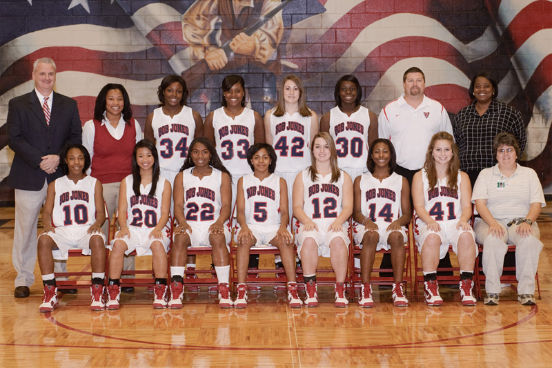 Girls Basketball Bob Jones