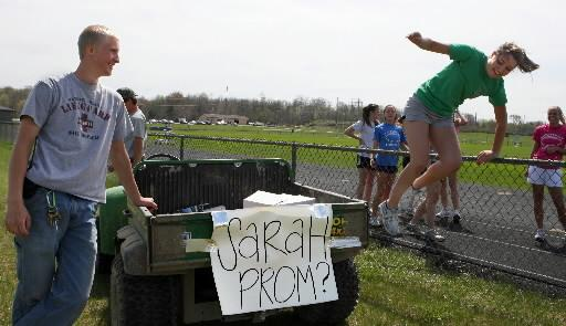 Athletes Submit Your Prom Proposals In Short Story Or With Video