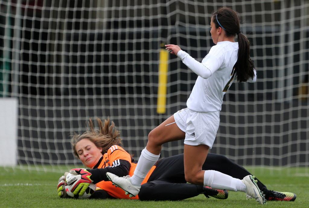 archbishop hoban girls soccer falls to cincinnati