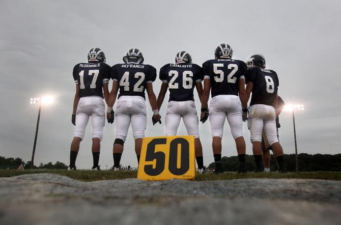 High School Football Kickoff 2009 Clevelandcom