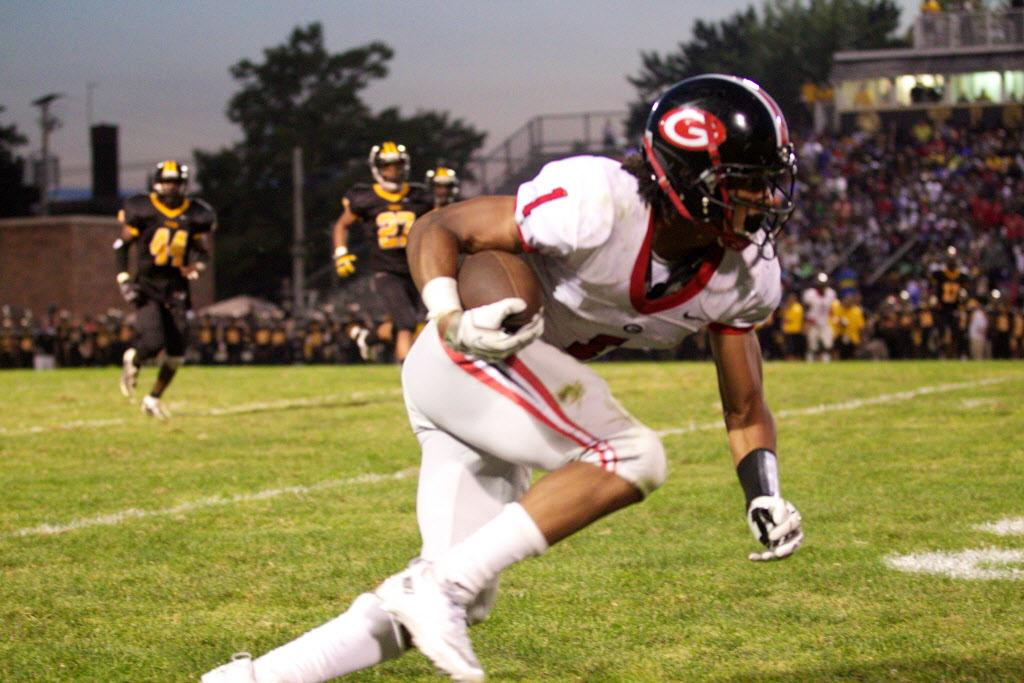 Glenville football takes over top spot in Division II on ...