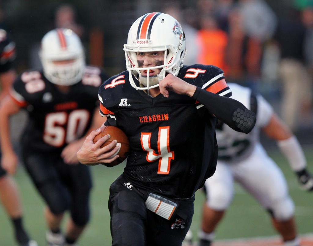 Chagrin Falls Tigers shut down Orrville: Title game is ...  |Chagrin Falls Tigers