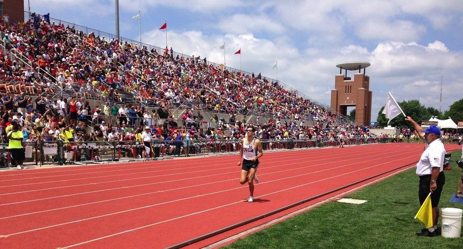 wisconsin track and field high school state meet ohio