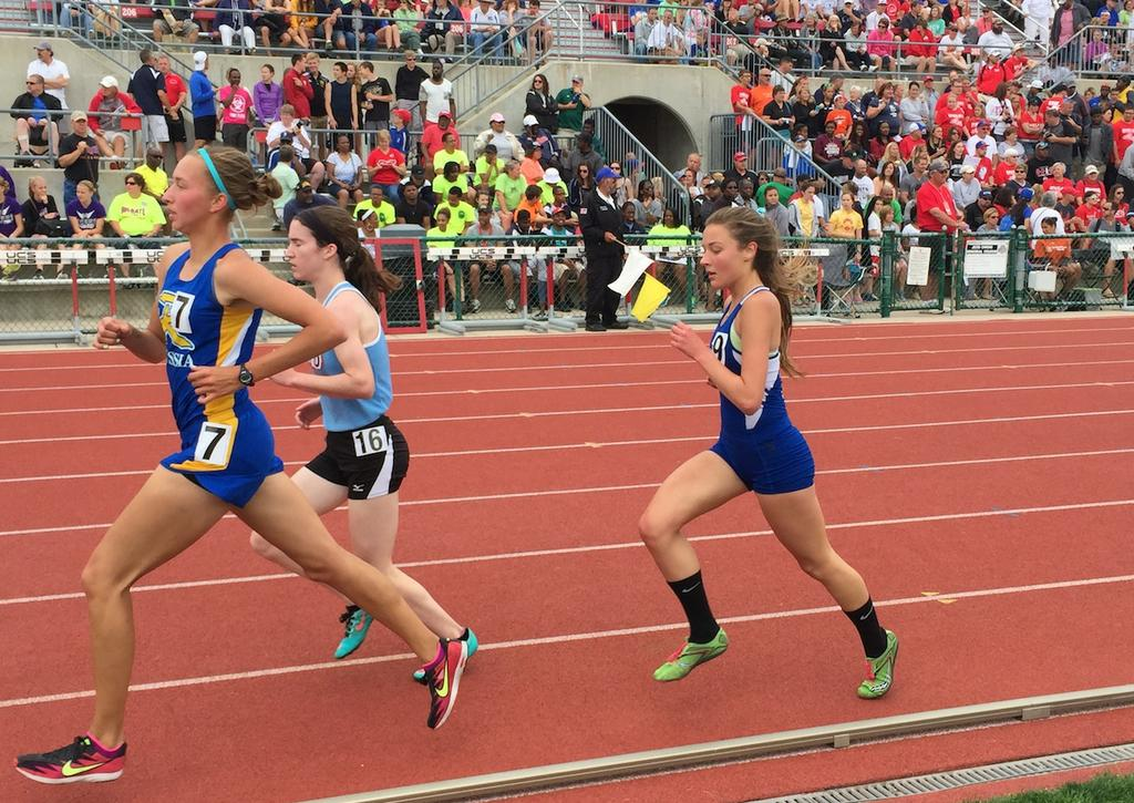 ohio high school state track meet results