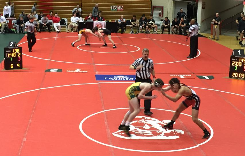 ohio dual meet championships at wadsworth