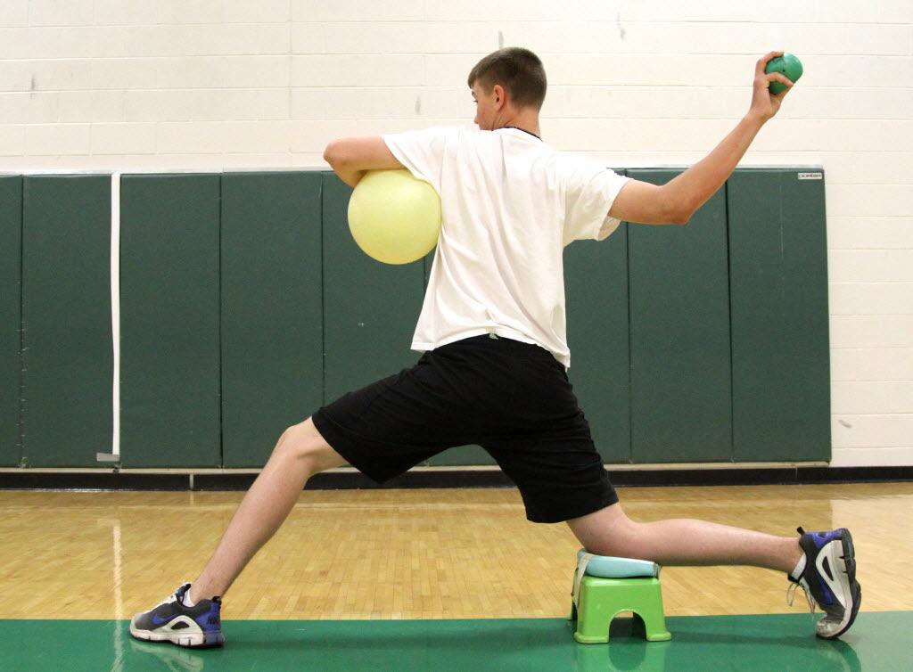 野球肘とフィジカルコンディション