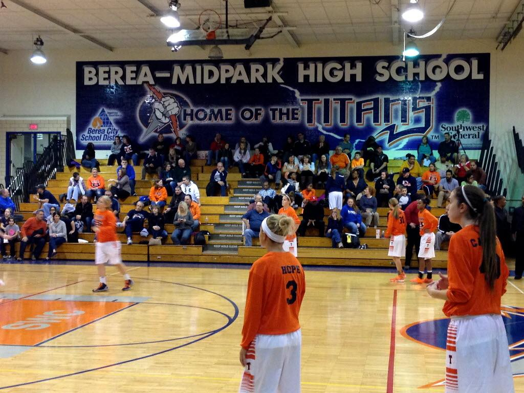 Berea-Midpark rises while Solon drops from Division I ...