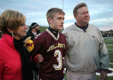 Follow Hudson Football Coach Ron Wright S Journey On