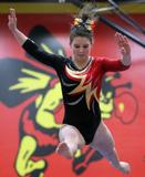 cleveland rock and roll gymnastics meet photos