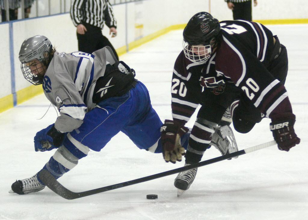 OHSAA boys ice hockey: University School stops Gilmour ...