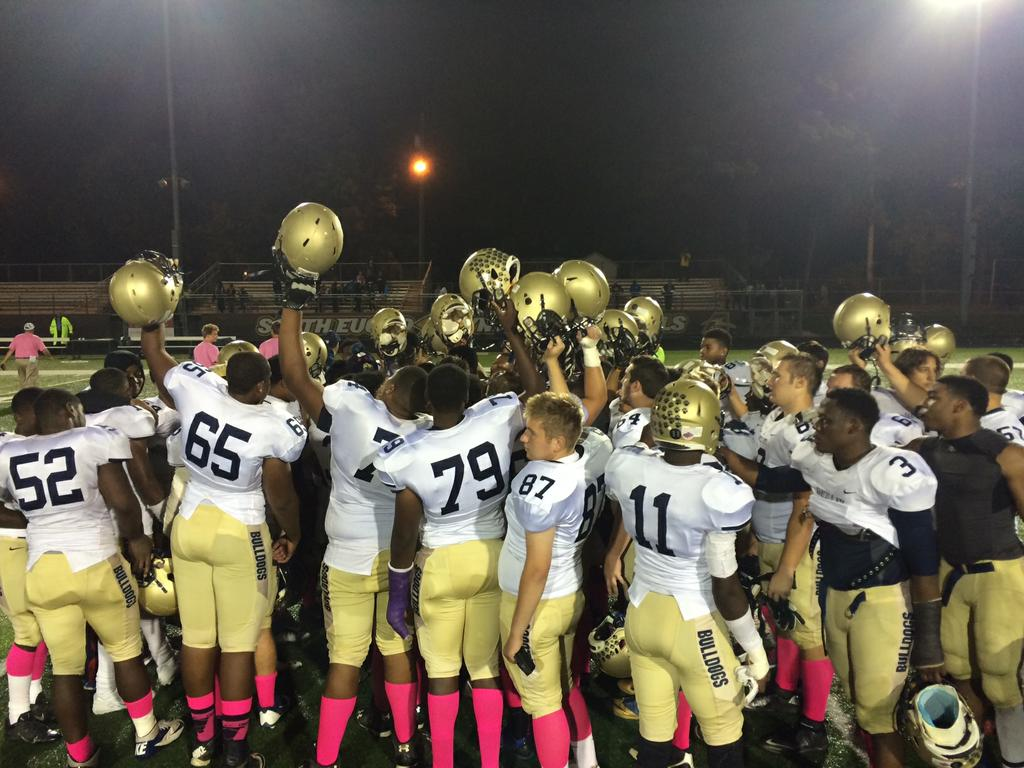 Inside Garfield Heights Football S 19 15 Win Against Brush Top Performers Key Plays And Stats Video Cleveland Com