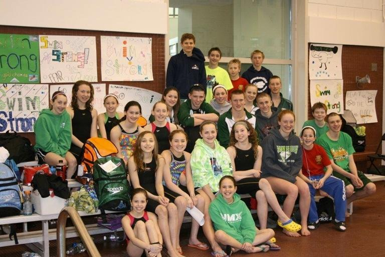 Strongsville swimming roundup for Mark morris high school swimming pool