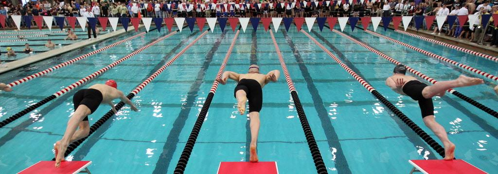 Live coverage from ohsaa state swimming updates pictures videos all day friday 2015 for Cleveland high school swimming pool