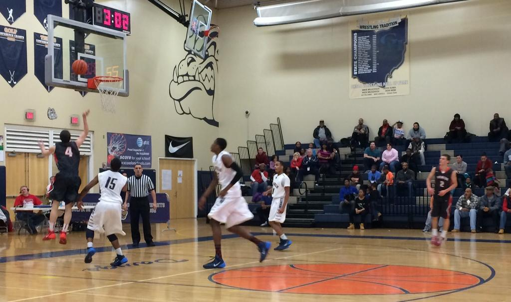 No. 22 Mentor boys basketball holds off No. 5 Garfield ...