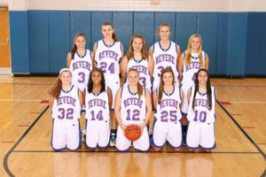 Girls Basketball Revere