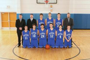 Boys Basketball Revere