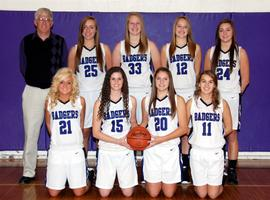 Girls Basketball Berkshire