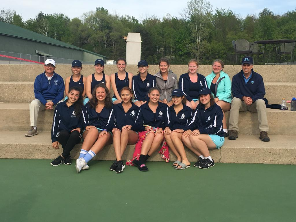 'Field of Dreams' awaits All Saints after earning third straight trip to tennis finals