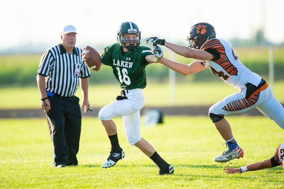 Lead-blocking Laker quarterback lands Player of the Week