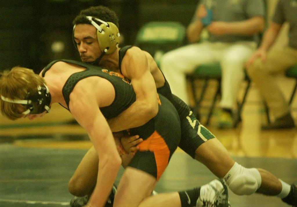 Sparta, Comstock Park crown a total of six champions at individual wrestling regional