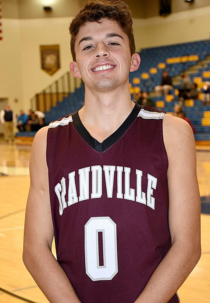 Versatility, team-first attitude big parts of Grandville senior Ethan Rycenga's game