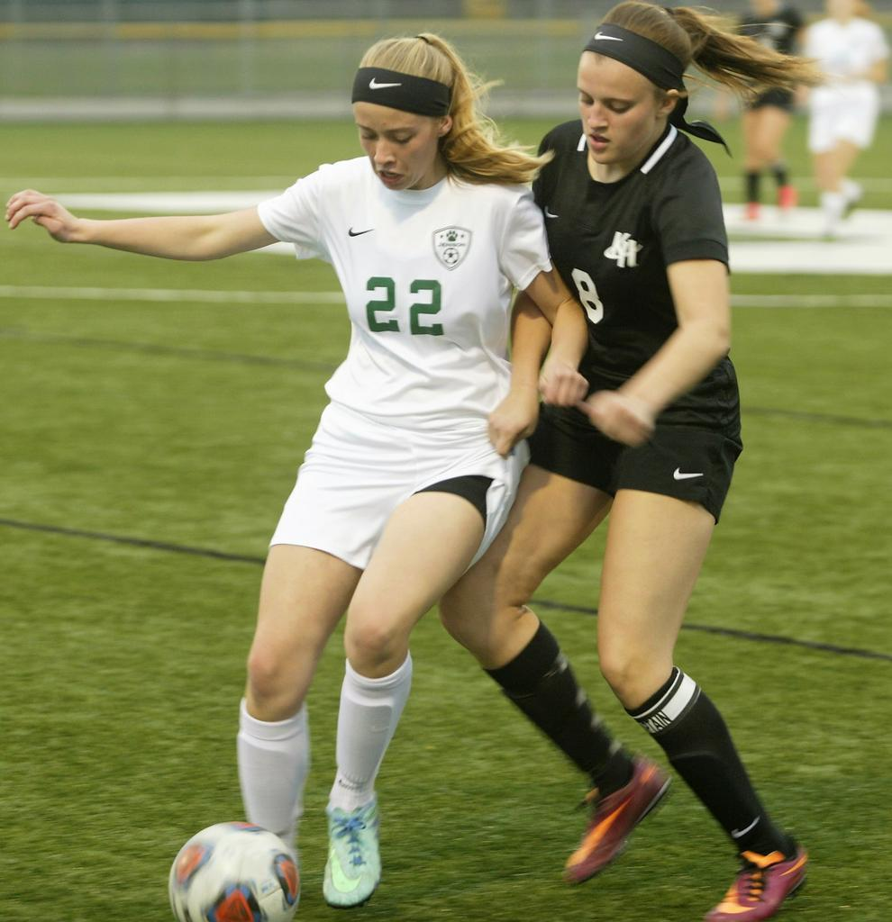 Team effort has Kenowa Hills girls soccer team improving as season progresses