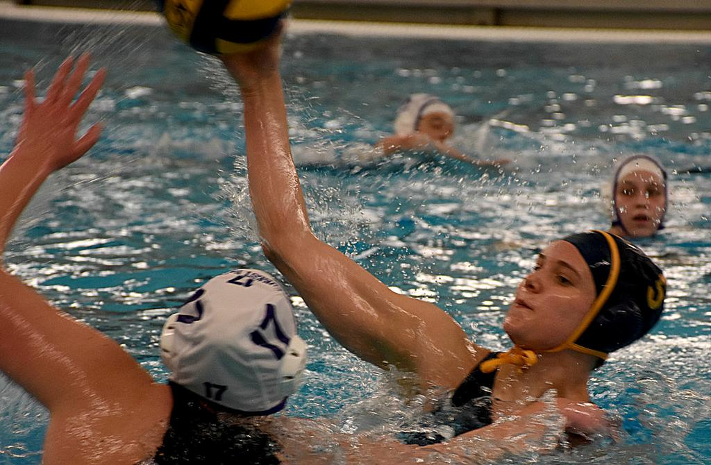 Advance OK Conference Girls Water Polo Rankings
