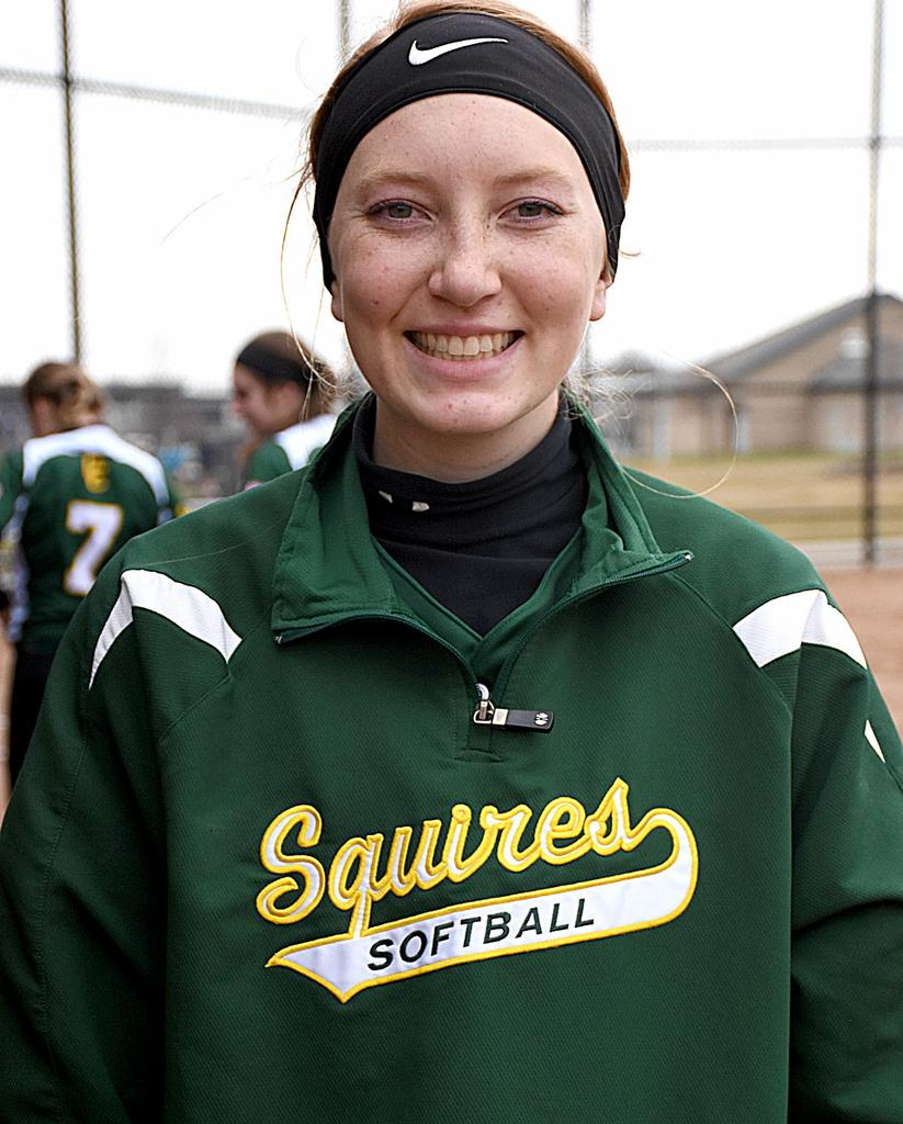 Fourth-year battery, hot-hitting freshman have Calvin Christian atop OK Silver softball