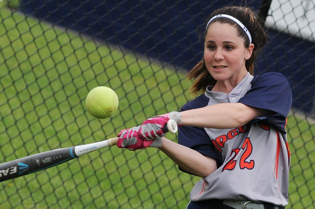Size no obstacle to success for veteran Kelloggsville shortstop Sabina Perez