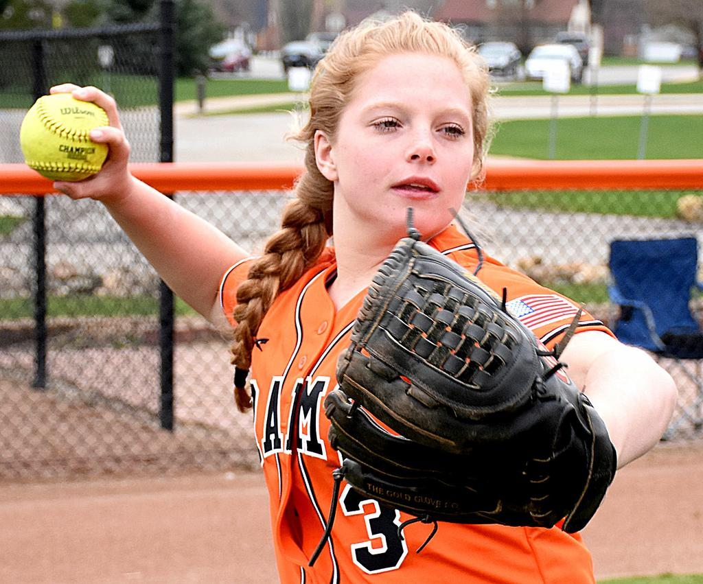 Strong work ethic a major asset for deep and talented Rockford softball team