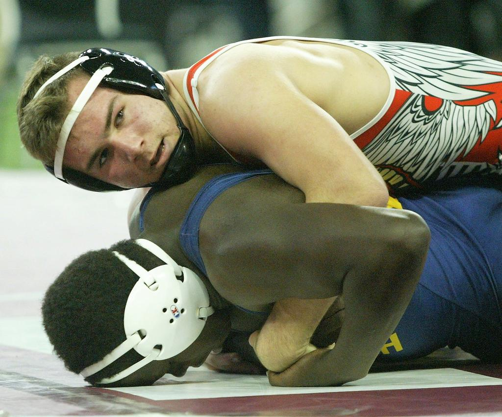 Alec Rees, Ryan Ringler win state titles as area wrestlers compete at state finals