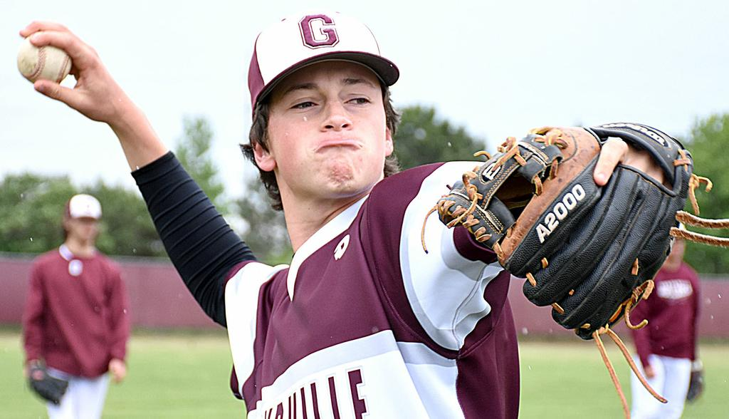 Pat Clark provides Grandville pitching staff with an experienced pitching ace